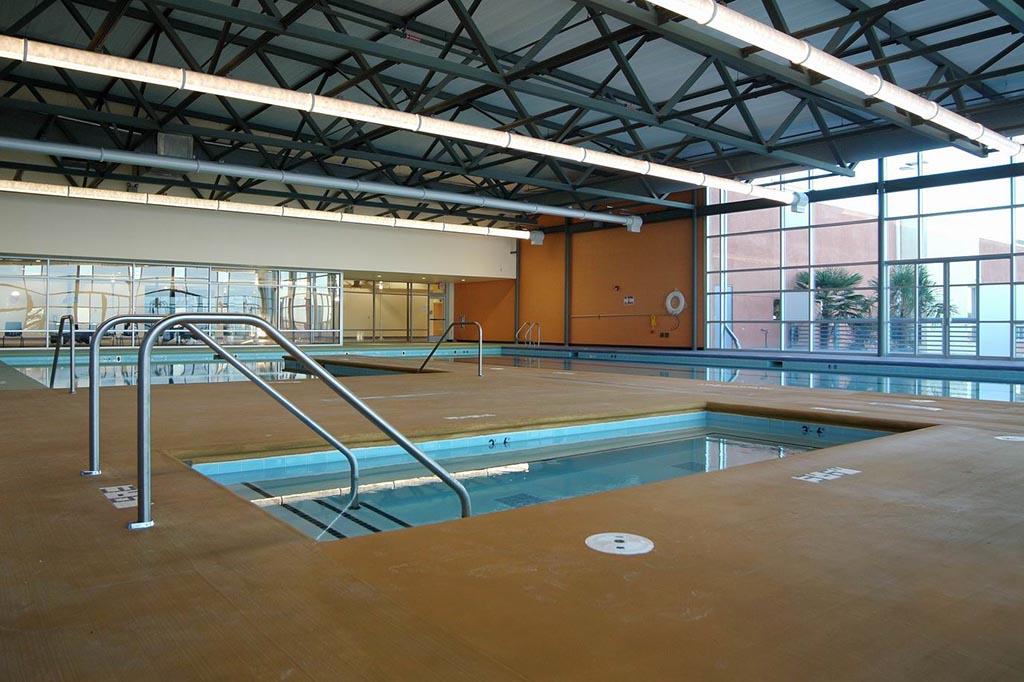 Multigen Center Aquatic Complex Semco Modern Seamless