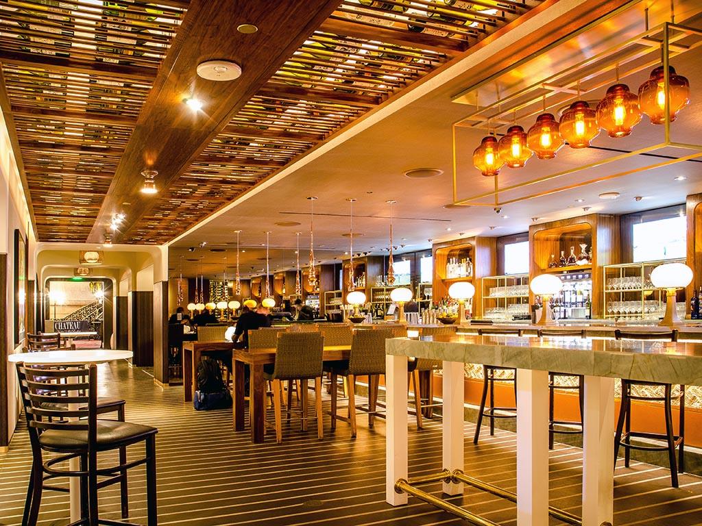 Hexx Kitchen Bar Semco Modern Seamless Surface
