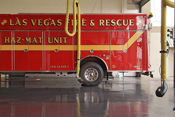 Las Vegas Fire Station