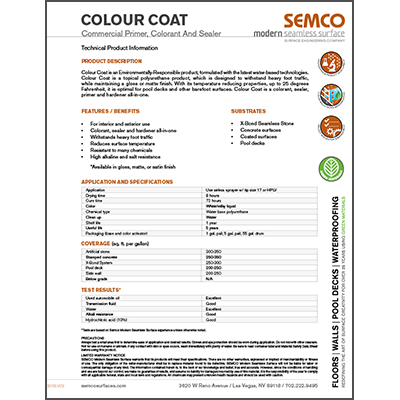 Colour Coat