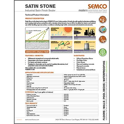 Satin Stone