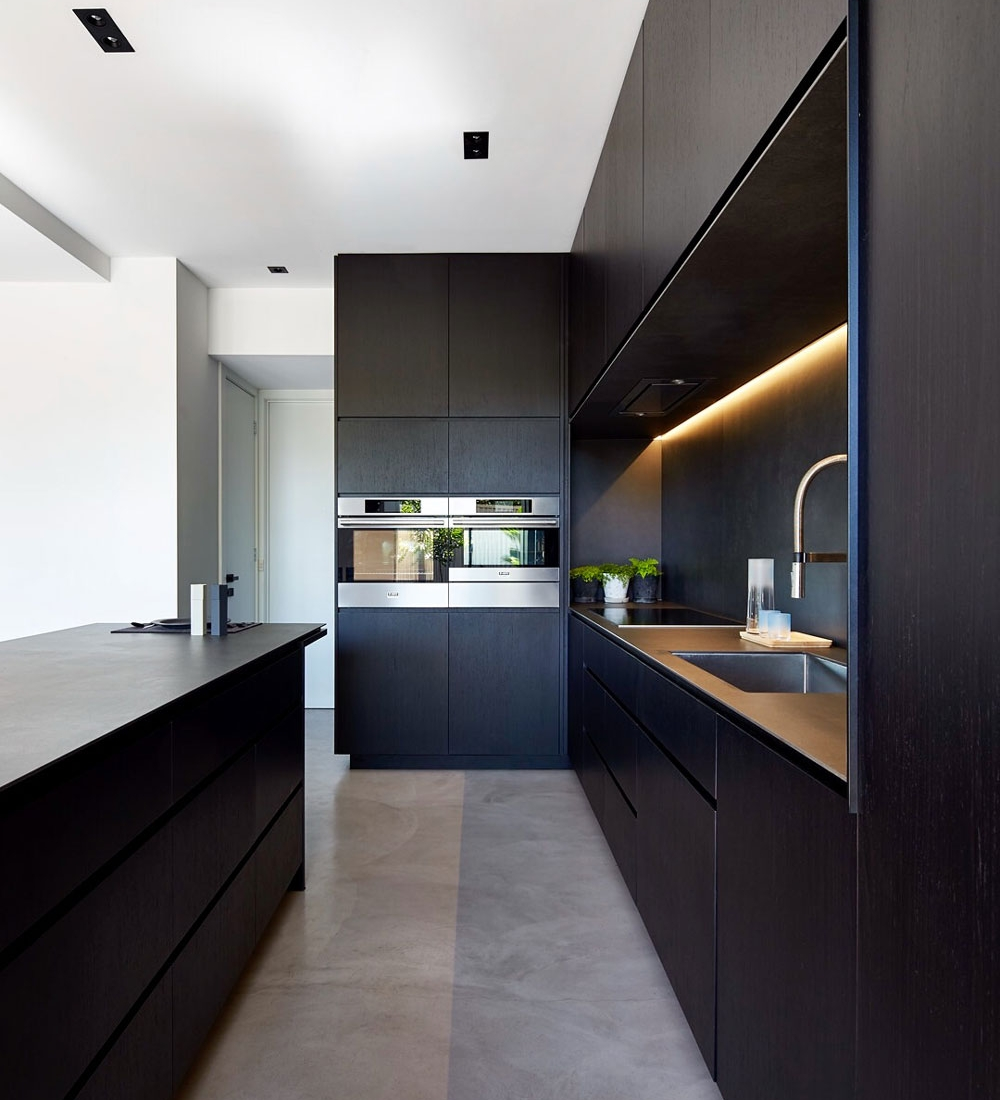 Semco Seamless Surfaces DKO House
