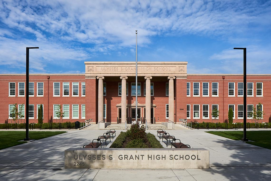 Ulysses S. Grant High School