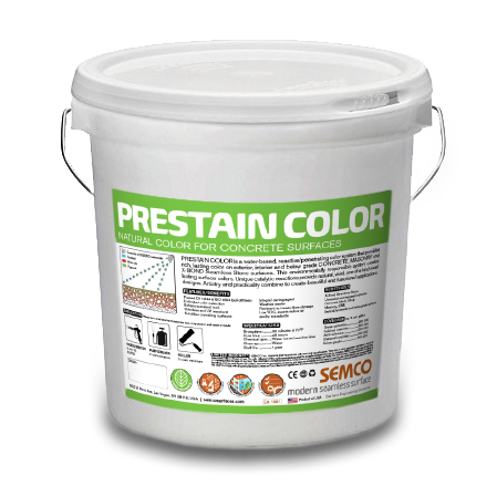 SEMCO PRESTAIN COLOR