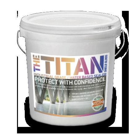 The Titan Shield Gloss