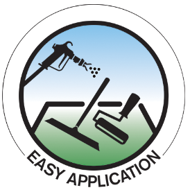 The Titan Shield Gloss - easy application